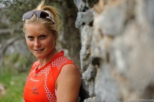 World champion ultra-runner Anna Frost