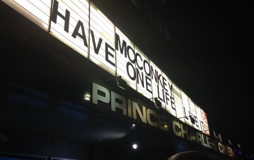 McConkey premiere