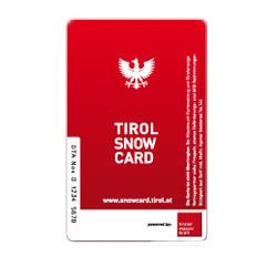 Tirol Snow Card