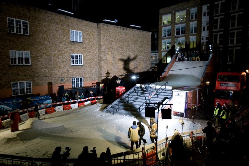 O'Neill Shoreditch Snowdown - London 2013 - Sam Mellish