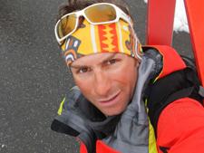 Coutmayeur Alpine Guide Alberto Boschiazzo