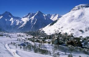 Deux Alpes Iglu Ski