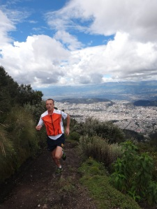 The Andes Await: Dr Andrew Murray clocking up the countries