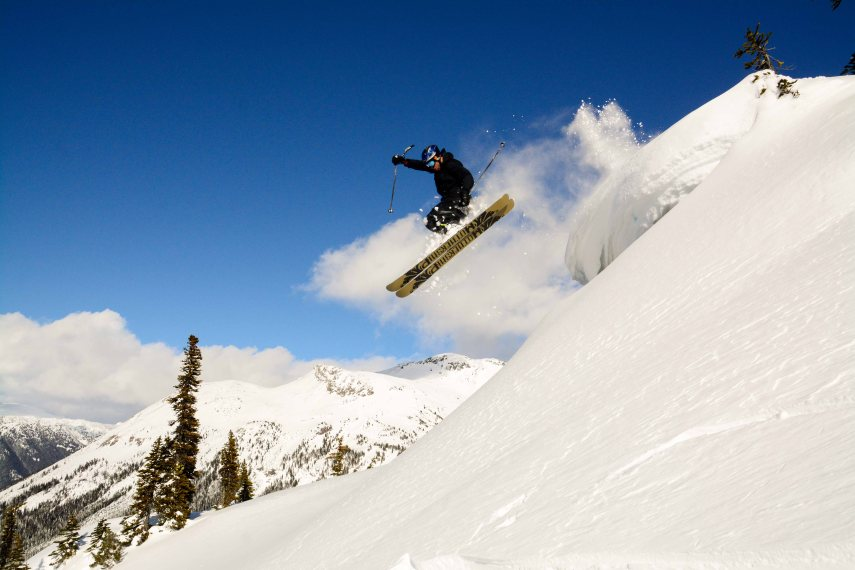 Airtime in Whistler