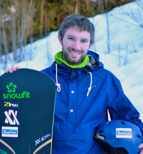 Kyle Wise Snowboarder