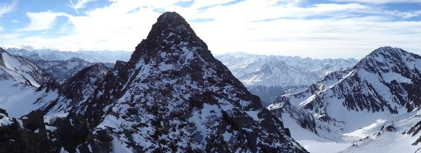 Stubai Glacier Schaufelspitz
