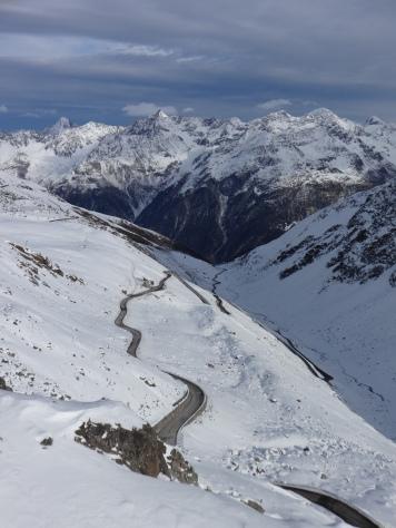Ötztal Glacier Road