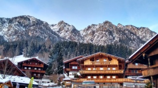 Alpbach Village
