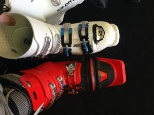 Telemark Boot Comparison