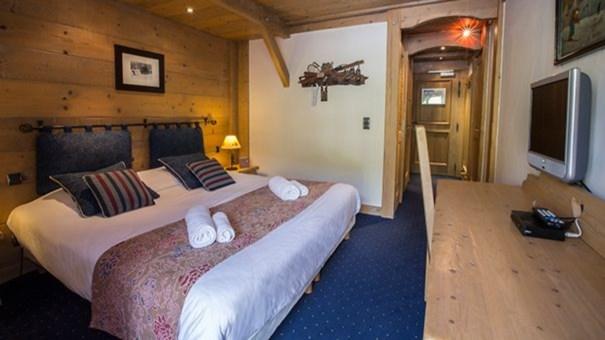 lecrin bedroom