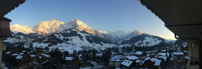 View of Adelboden
