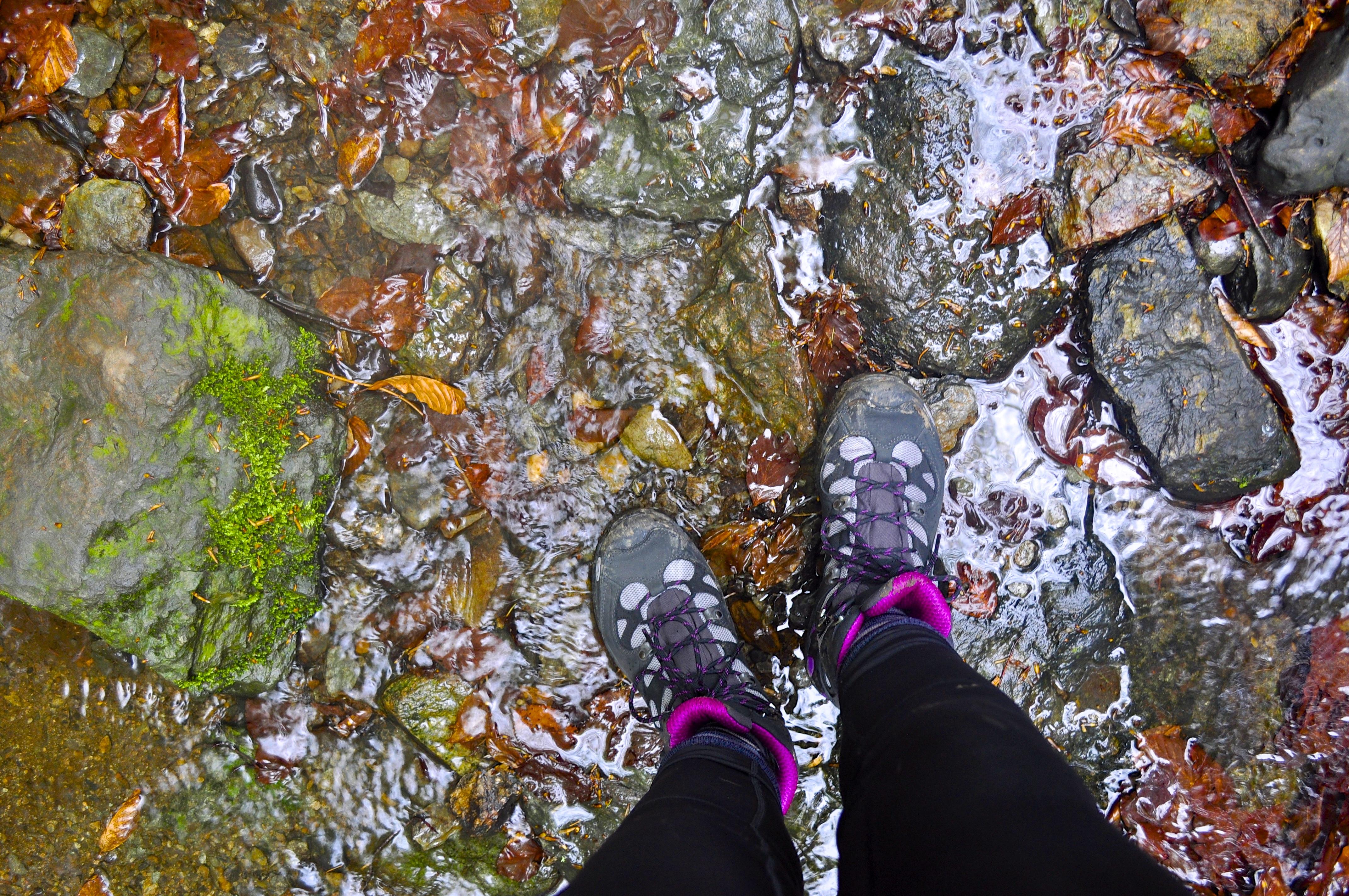 Comfy Hiking Boots