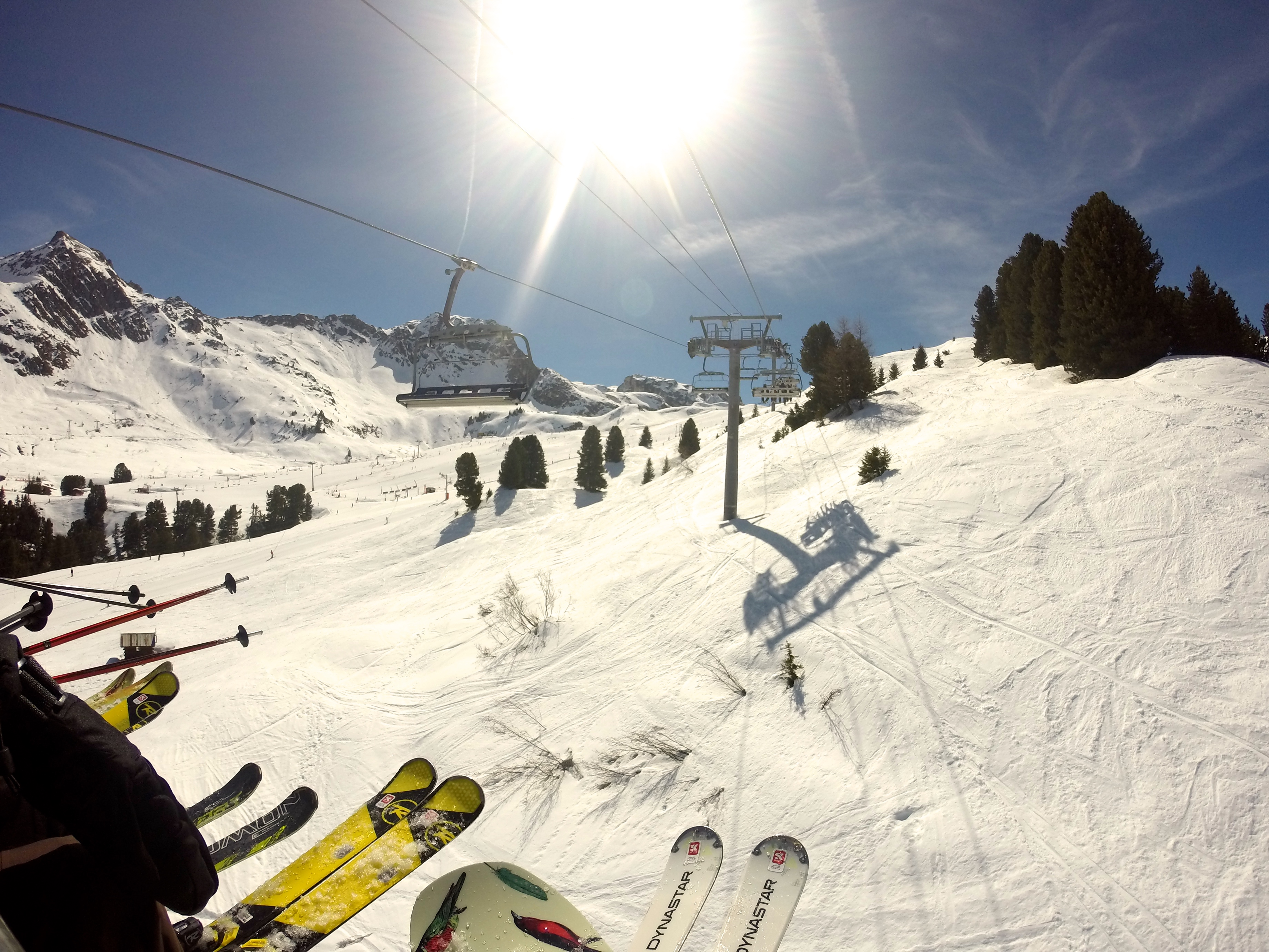Spring Chairlift