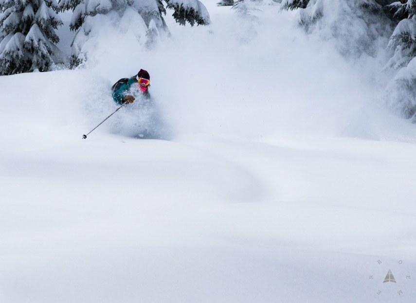 pow turns in oregon