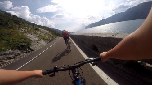 angelica sykes mountain biking