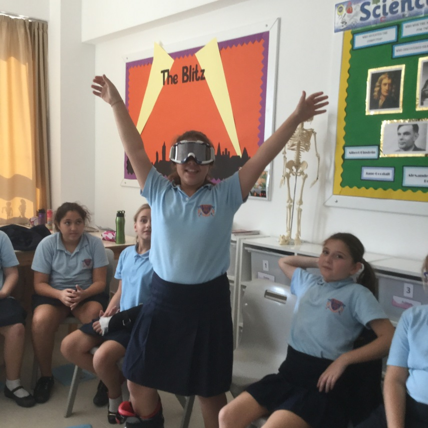 cypriot classroom ski gear