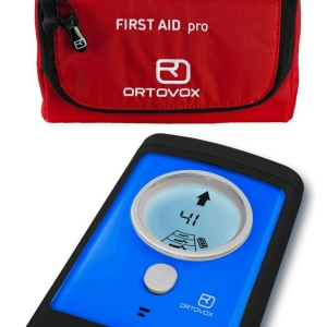 transceiver and first aid kit