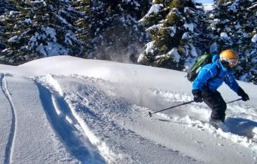 Alpbach off piste