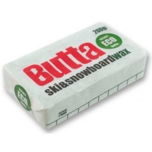 butta ski and snowboard wax