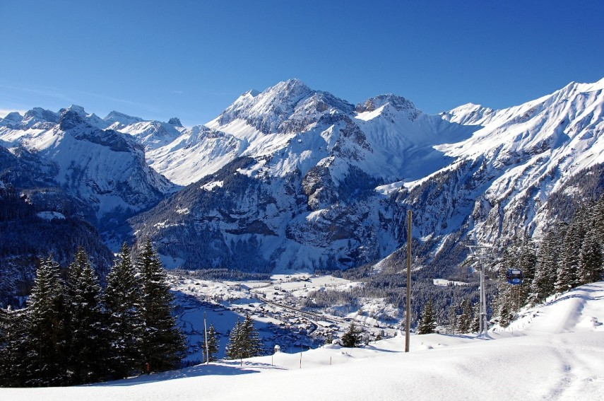 Kandersteg ski resort