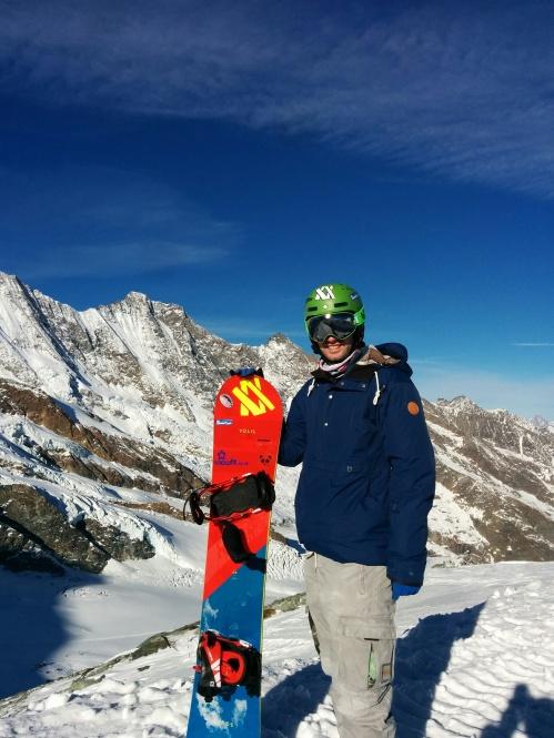 kyle wise snowboarder pro imountains